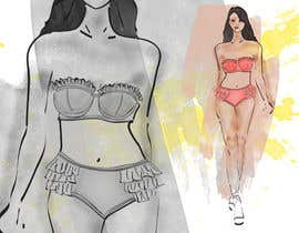 #41 para Illustration Design for Fashion por GreenworksInc
