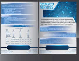 CorneliaTeo tarafından Design a Brochure for selling PCB pooling services için no 8