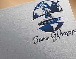 #420 untuk Sailing Wingapo Logo - for a family about to sail around the world oleh roksanaakter1