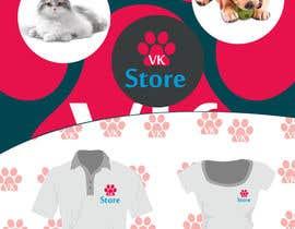 #13 for Projetar um Logo for VKStore af codigoccafe