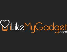 nº 11 pour Design a logo for a webshop called iLikeMyGadget.com par AntonVoleanin