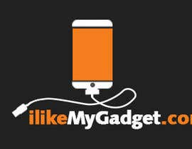 nº 29 pour Design a logo for a webshop called iLikeMyGadget.com par Aatteyacg