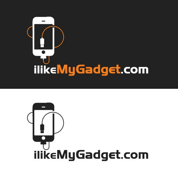 Konkurrenceindlæg #31 for Design a logo for a webshop called iLikeMyGadget.com