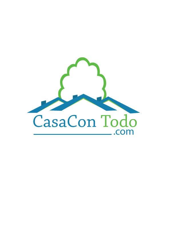 Inscrição nº 146 do Concurso para Design a Logo for Casa Con Todo