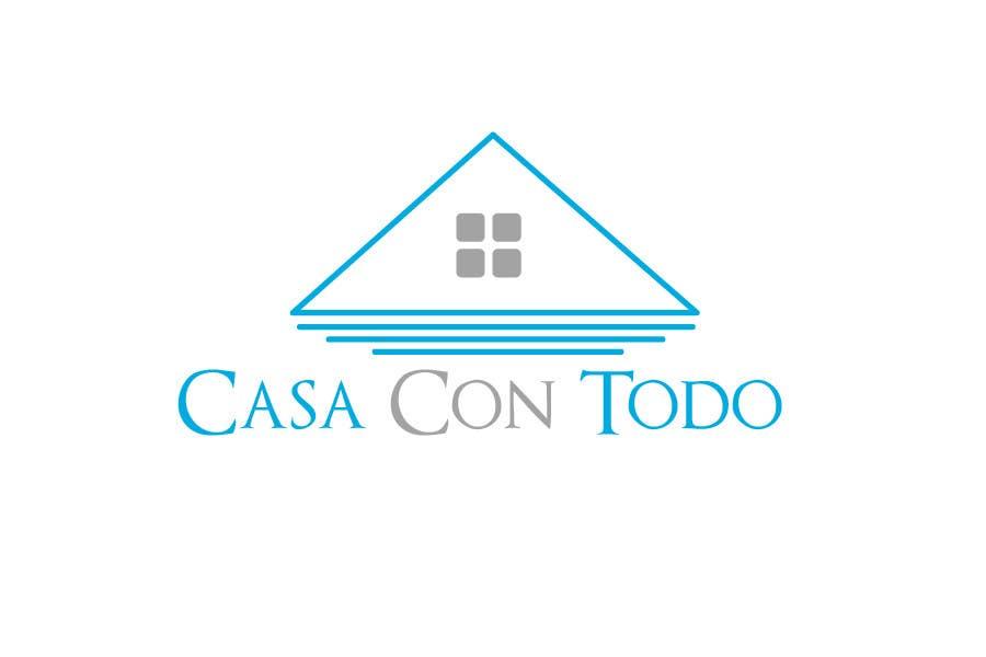 Inscrição nº 149 do Concurso para Design a Logo for Casa Con Todo