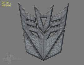nº 6 pour Design me a 3D Model of a transformer par maromero