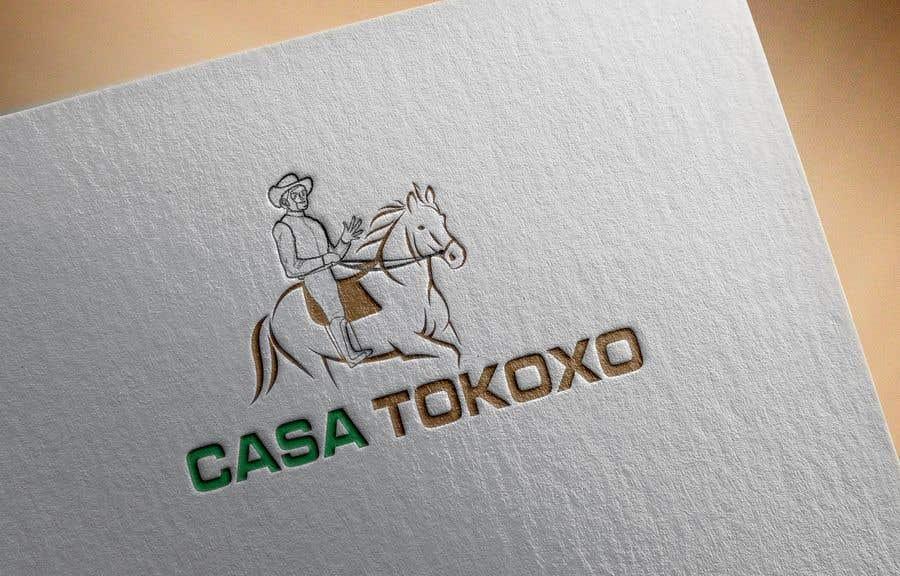 Penyertaan Peraduan #                                        252                                      untuk                                         Logo Casa Tokoxo