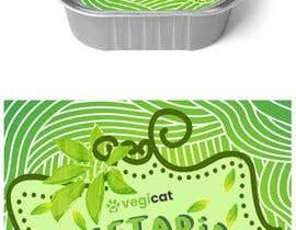 #52 for Design Cat Food Label af onajessie