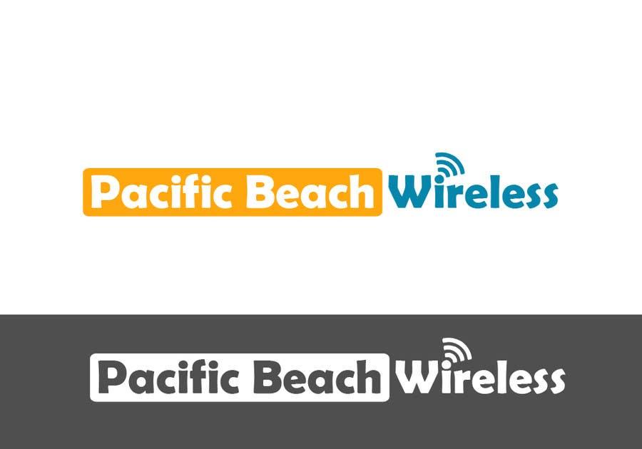 Konkurrenceindlæg #                                        1                                      for                                         Design a Logo for a  Wireless Store