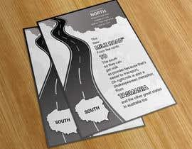 #126 untuk Milk Road to Tasmania Design Contest 1 Page Poster $80 oleh SyedJoynal