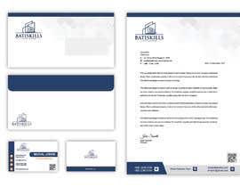 nº 20 pour identité visuelle : Papier à En-tête facture et lettres , Enveloppes Et Cartes De Visite , bannière de signature pour email par khalidrajaa04