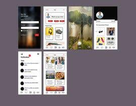 #16 for UI/UX For Personal Apps af raziarima
