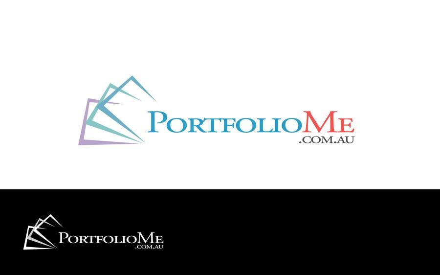 Bài tham dự cuộc thi #                                        19                                      cho                                         Design a Logo for portfoliome.com.au