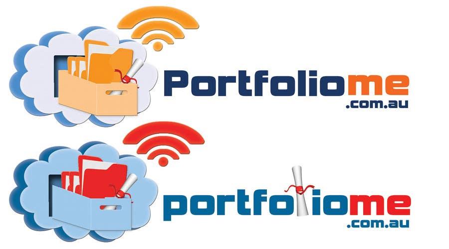 Konkurrenceindlæg #65 for Design a Logo for portfoliome.com.au