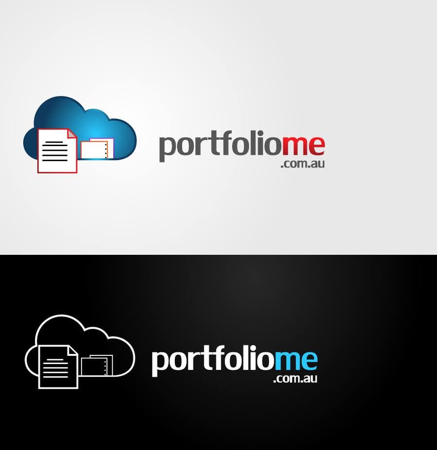 Bài tham dự cuộc thi #                                        64                                      cho                                         Design a Logo for portfoliome.com.au