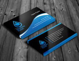 #18 for Design some Business Cards for Professional Cleaning company by flechero