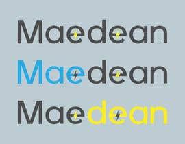 Nro 124 kilpailuun Logo for Maedean käyttäjältä PRONOBDEBNATH