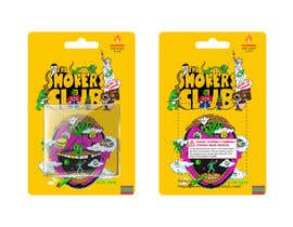 #39 for Design A THE SMOKERS CLUB lighter Packaging by talhabalk