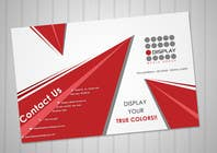 Brochure and business card için Graphic Design3 No.lu Yarışma Girdisi