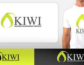 #20 para Logo Design for KIWI Building management Services por pinky
