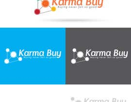 #226 para Design a Logo for Karma Buy por puaarvin
