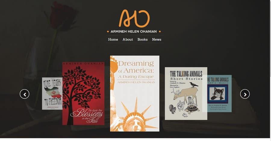Konkurrenceindlæg #87 for Design a Logo for an Author
