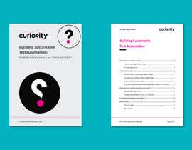 #19 para Whitepaper Template Design por susmoydey24