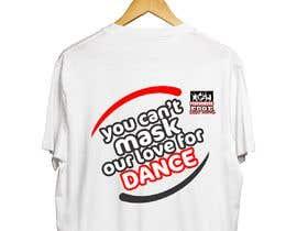 #128 untuk Dance  recital T-shirt Design oleh barbarart