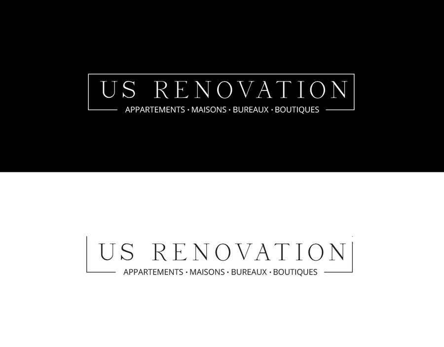 Proposition n°                                        78                                      du concours                                         je besoin crée logo pour ma entreprise de rénovation
