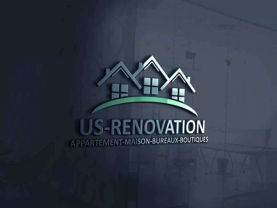 Proposition n°                                        101                                      du concours                                         je besoin crée logo pour ma entreprise de rénovation