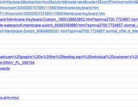 #27 para Web searching: Find a manufacturer por Kunalbharti2001