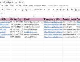 #29 para Web searching: Find a manufacturer por sumaaktar227