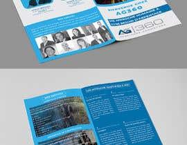 Nro 170 kilpailuun j'ai un besoin pour créer une brochure corporative käyttäjältä baduruzzaman