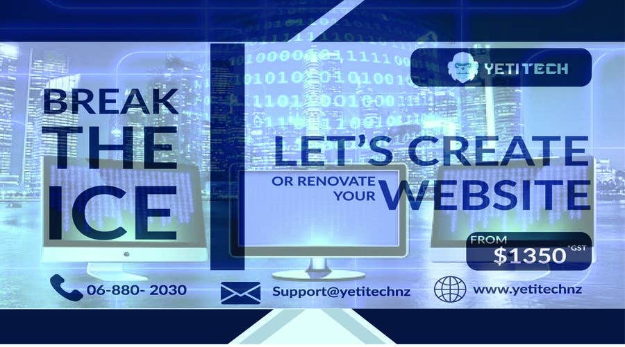 Konkurrenceindlæg #                                        116                                      for                                         EASY WORK: Design Marketing Post cards for Web Development company - 07/04/2021 22:29 EDT