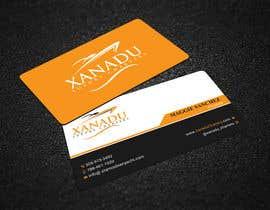 #437 cho Xanadu Luxury Charters - Business Card Design bởi Uttamkumar01