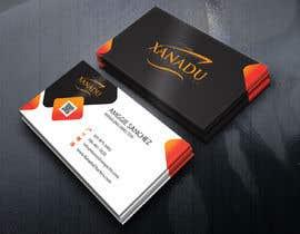 #449 cho Xanadu Luxury Charters - Business Card Design bởi kroyshamal