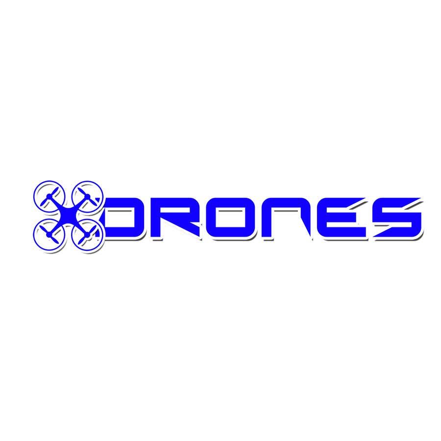 Konkurrenceindlæg #                                        17                                      for                                         Design a Logo for XDRONES.com