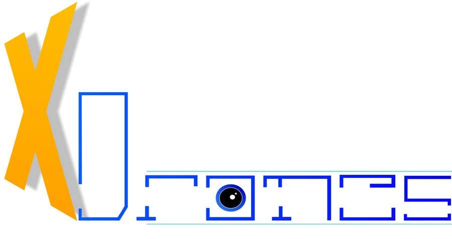 Konkurrenceindlæg #                                        63                                      for                                         Design a Logo for XDRONES.com