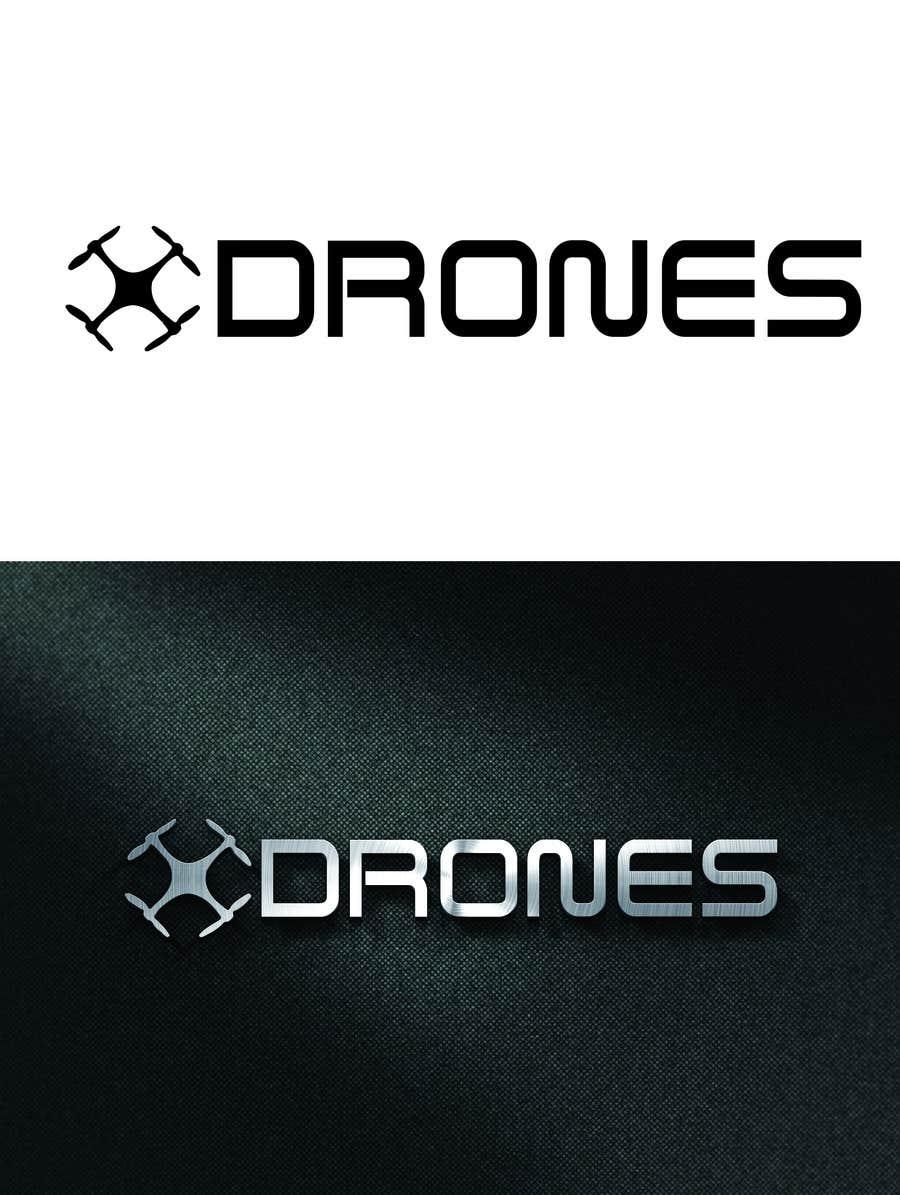 Konkurrenceindlæg #                                        35                                      for                                         Design a Logo for XDRONES.com