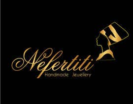 #7 para Design a Logo for Nefertiti Jewellery or Nefertiti Handmade Jewellery por judithsongavker