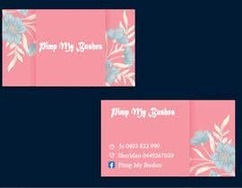 #40 untuk Make me a  business card oleh hanirajpoot01
