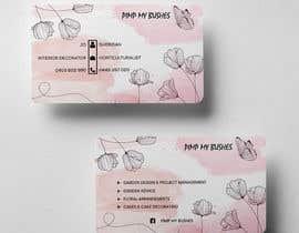 #139 untuk Make me a  business card oleh akhterfahim