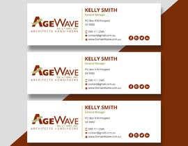 Nro 3 kilpailuun Email signature template käyttäjältä ahsanhabib5477