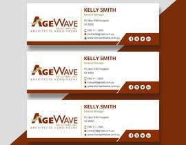 Nro 5 kilpailuun Email signature template käyttäjältä ahsanhabib5477