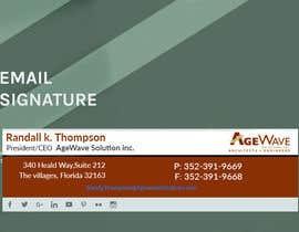 Nro 89 kilpailuun Email signature template käyttäjältä mdalrabbyridoy