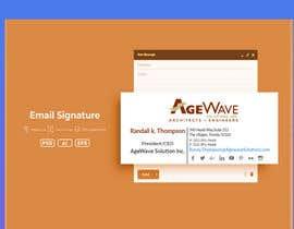 Nro 94 kilpailuun Email signature template käyttäjältä mdalrabbyridoy