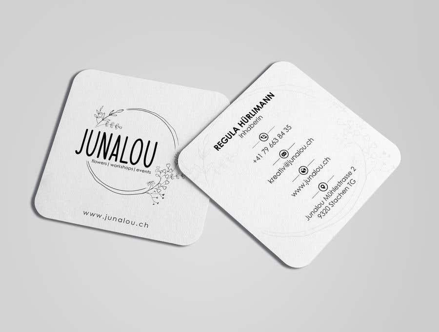 Kilpailutyö #                                        348                                      kilpailussa                                         Design square business cards, Convert Pixel logo to paths