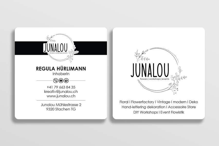 Kilpailutyö #                                        392                                      kilpailussa                                         Design square business cards, Convert Pixel logo to paths