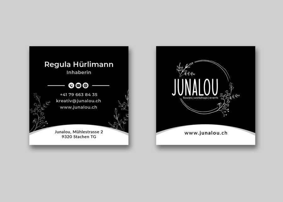 Kilpailutyö #                                        295                                      kilpailussa                                         Design square business cards, Convert Pixel logo to paths