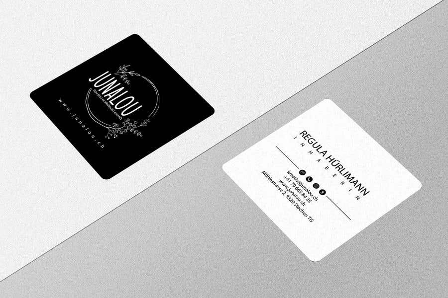Kilpailutyö #                                        316                                      kilpailussa                                         Design square business cards, Convert Pixel logo to paths